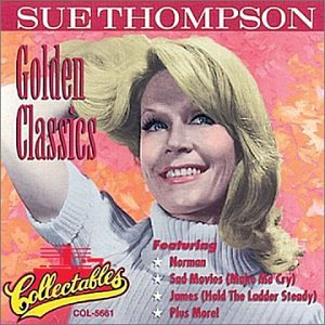 Sue Thompson Lyrics By Lyricsvault